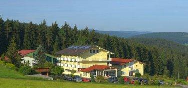 Fastenkur in Deutschland im Hotel Ödhof Bayerischer Wald