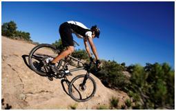 Mountainbike fahren in Bayern Fahrradgeschäft