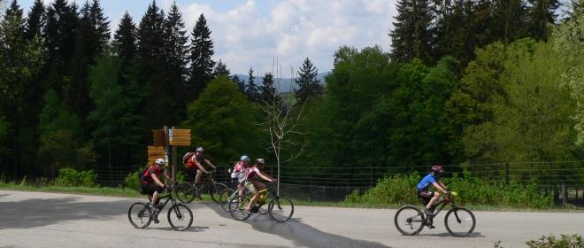 Mountain Bike Urlaub in Deutschland Fahhradzubehör