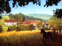 Reiturlaub in Deutschland