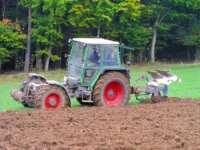 Bauernhof in Deutschland
