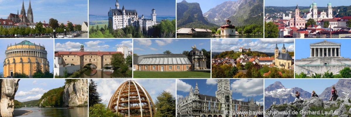 Aktivurlaub und Erlebnisurlaub in Deutschland Urlaub und Reiseziele