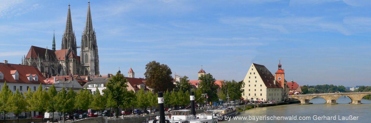 beliebte Reiseziele in Deutschland