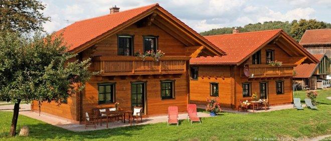 Ferienpark in Deutschland Ferienanlage im Bayerischen Wald