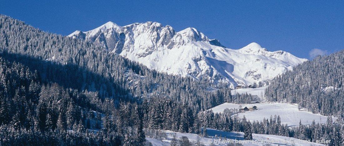 Skifahren in Reit im Winkl Unterkunft für Ihren Winterurlaub